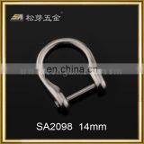 Bag parts & accessories openable 14MM D ring