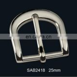 Zinc Alloy metal tongue buckle for watch strap belts