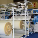 spring mattress computerized chain stitch multi needle quilting machine with 5500kg