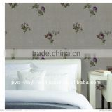 cheap pvc wallcovering for background decoration art wall paper murals islamic wallpaper tapet design 2012