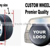 Custom logo car wheel cover