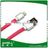 High Speed Micro USB 2.0 Sync and Charge Data Cable Charging Cord for Iphone 6 Iphone 6 Plus Iphone 5 5c 5s Ipad 4