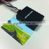 gps vehicle tracker mic relay voice monitoring cut off fuel and power dlt rfid gps tracker