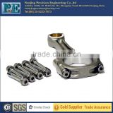 ISO 9001 passed custom precision forging connecting rod bolts