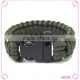 Promotion Outdoors self rescue paracord bracelet survival bracelets woven fashion bracelet                                                                         Quality Choice