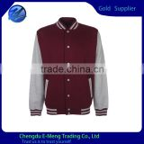 Hot Sale New Design Plain Fleece Jacket Made in China