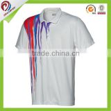 100% polyester high quality sublimation print dry fit polo shirt, custom polo shirt, wholesale polo shirt