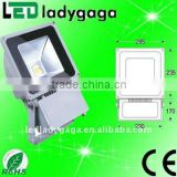 bridgelux Chip Outdoor Compare Wholesale high power led flood light 100W,high brightness 100w led flood light