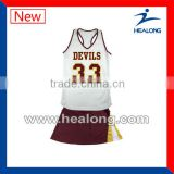 Hot Sales Women Customized Made Sublimated Volleyball Jerseys Dresses