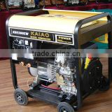 KDE300EW/AC Single phase 3KW/DC 300A double use diesel welder generator