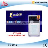 LY 903A ozone sterilizer machine for car,house room,food,air