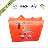 2015 best sell clear pvc gift bag with own factory/transparent gift bag 005