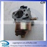 gasoline engine parts charging generator carburetor