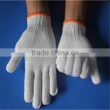 Cotton Knitted Safety Working New Brand Glove