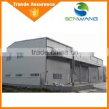 cost of prefabricated warehouse construction price