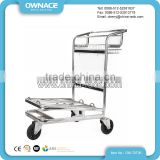 High Quality Steel Airport Luggage Cart Airport Baggage Cart