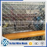 High quality guaranteed eco-friendly brown vinyl coated chain link fence                                                                                                         Supplier's Choice