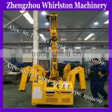 telescopic crane for sale/Electric Crawler loader/telescopic boom crawler crane
