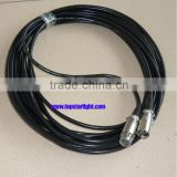extension cable for led light,cheap price 3pin dmx cable, dmx512 cable for light, stage light dmx cord