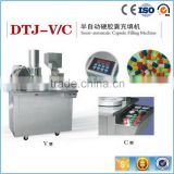 New Design Semi Automatic Capsule Filling Machine Price                                                                         Quality Choice