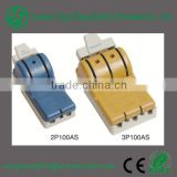 3P100AS electrical switches 3poles ceramic knife switch                                                                         Quality Choice