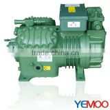 Yemoo Semi-hermetic piston 15HP refrigeration compressor bitzer r22 compressor manual for cold storage