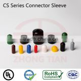 Flexible Round Soft PVC End Caps with REACH RoHS UL ISO9001 Certificates                                                                         Quality Choice