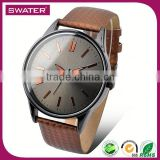 Gift Women'S 2016 Brown Leather Top 10 Wrist Watch Brands