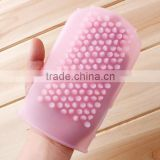 Silicone Body Bath Gloves Silicone Massage Gloves Cellulite For Shower