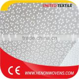Trustworthy Business Abrasion Resistent Porous Supplier Meltblown Nonwoven Fabric for Wiping