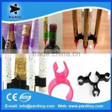 Plastic champagne bottle sparklers clip/Nightclub sparkler clips                                                                         Quality Choice