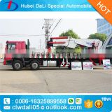 100 TON HOWO 8*4 Super large Crane Truck heavy duty new arrival for sale