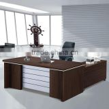 Wooden office executive table pictures