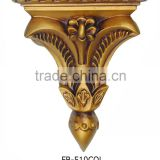 Good price beautiful luxury Polyurethane European style carved decorative building Wholesale corbel