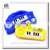 Durable electronic organ kids play piano for baby with EN71, custom piano series toy
