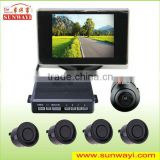 Brand Reverse Park Camera TFT Rearview Display Distance Control Parking System