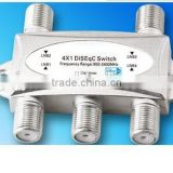 DiSEqC Switch 4 in 1 DISEQC JC-41C diseqc