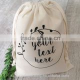 Custom Printed Cotton Jewelry Pouches                                                                                         Most Popular
