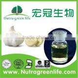 Natural garlic oil extraction for enhancing immunity