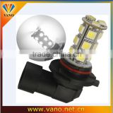 9006 HB4 6000K Xenon 18 SMD LED Light Lamp Bulb car bulb LED