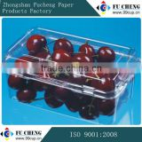 Wholesale Disposable Fruit Berry Box Plastic Fruit Box