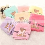 f003 New style cartoon bear cotton ladies underwear 2015