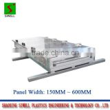 High quality plastic window sill board extrusion moulds/dies