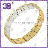 24K gold plated magnet titanium jewelry wholesale