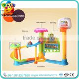 Cheaper amusement park games for sale baby toy mini basketball game