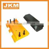 Track Shoe for Excavator and Bulldozer Spare Parts/Crawler Track Pad/Crane Shoes for sale