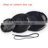 Snap-on Front Camera Lens Cap for all Digital