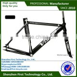 cool man use fixed gear bicycle alloy frame with solar charger and usb light free shipping