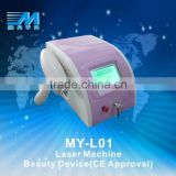Tattoo Removal System Protable Nd Yag Q Switch Laser Beauty Equipement For Sale In China Vascular Tumours Treatment