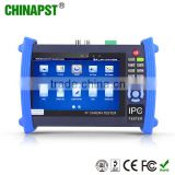 New and Hot touch screen IPC 8600 cctv video tester with Wifi POE PST-IPC8600